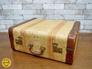 USビンテージ vintage トランク trunk 店舗什器 撮影用 ●