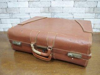 air ace ビンテージ vintage トランク trunk 店舗什器 撮影用 ●
