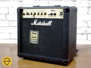 マーシャル Marshall 15wギターアンプ MG15CD ソリッドステート ●