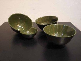 ドローグ デザイン Droog Design ボウルズプラス Bowls Plus Michelle Huang 3点セット ★