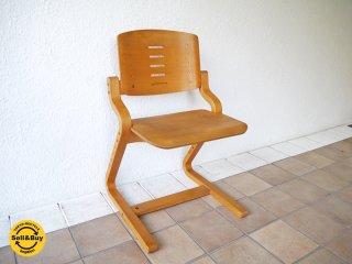 フォルミオ Formio チェア KF-02 参考価格:¥63,720 スムースドビーチ グッドデザイン賞受賞 日本生まれデンマーク育ちの家具 リペアキット付き ◇