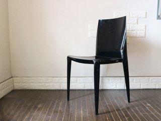 ヘラー Heller USA ベリーニ チェア Bellini Chair マリオ・ベリーニ ブラック  B ◎