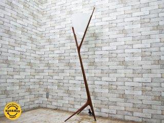 匠工芸 TAKUMI KOHGEI クレール CREER フロアランプ ウォールナット モダン 蛯名紀之 ●