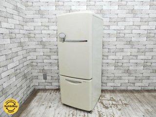 ナショナル National ウィル WiLL FRIDGE mini 162L 冷凍冷蔵庫 2003年製 NR-B162R-W 希少廃番 ●
