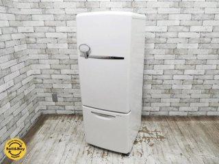 ナショナル National ウィル WiLL 冷蔵庫 165L 2007年製 最終製造年モデル ノスタルジックデザイン 希少廃番 ●
