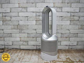ダイソン Dyson ホットアンドクール Hot + Cool 空気清浄機能付き ファンヒーター HP01 2016年製 ●