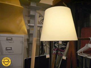 イデー IDEE ソロ SOLO FLOOR LAMP フロアランプ スタンドライト ホワイトアッシュ×スチール ■