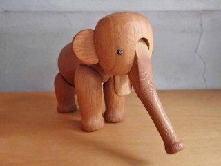 カイボイスン Kay Bojesen エレファント ゾウ  Elephant 木製オブジェ デンマーク 現行品 ♪
