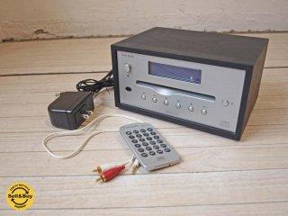 チボリオーディオ Tivoli Audio モデルCD ModelCD リモコン付 動作良好 アメリカの人気ラジオメーカー ★