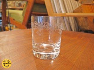 バカラ Baccarat セビーヌ Sevigne ロックグラス クリスタル ガラス A ■