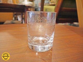 バカラ Baccarat セビーヌ Sevigne ロックグラス クリスタル ガラス B ■