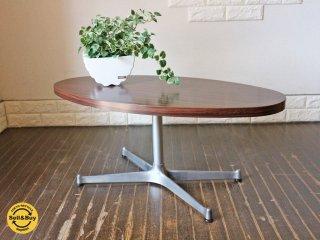 スウィッチ SWITCH TAテーブル リビングテーブル カフェスタイル メラミントップ 楕円 ◎