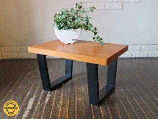ランドスケーププロダクツ Landscape Products スクエアレッグテーブル SQUARE LEGS TABLE チーク材 Sサイズ 廃番 ◎