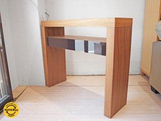 モーダエンカーサ moda en casa カフェ 100 コンソールテーブル cafe 100 console table ウォールナット ★