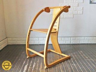 シン Shin イーチェア e-chair ベビーチェア キッズチェア 木馬 佐々木敏光デザイン ◎