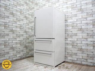 無印良品 MUJI 270L 冷凍冷蔵庫 2015年製 MJ-R27A 現行品 深澤直人 監修 ●