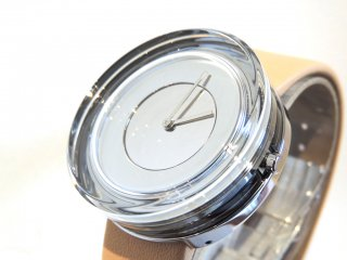 イッセイ ミヤケ ISSEY MIYAKE ガラスウオッチ Glass watch クォーツ 腕時計 吉岡 徳仁 セイコー製 ●