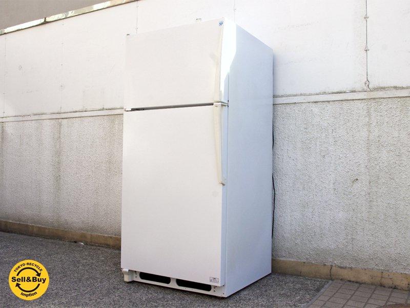 アマナ Amana 2ドア冷蔵庫 TX18VW 504L ツナシマ商事 アメリカ製 国内仕様 1999年製 ●