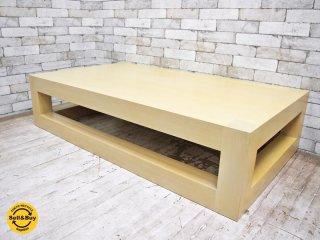 タイム&スタイル TIME&STYLE クラシック CLASSIC コーヒーテーブル リビングローテーブル ●