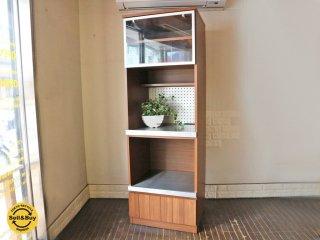 ウニコ unico ストラーダ STRADA レンジボード 食器棚 キッチンボード ◎