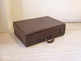 サムソナイト samsonite ビンテージ vintage レザー トランク suitcase 革製 店舗ディスプレイ イメージ撮影 什器 ★