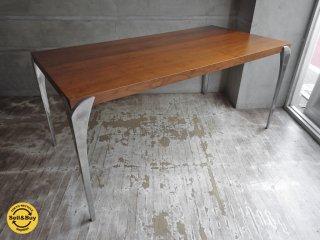 ボーコンセプト BoConcept オッカ occa アルミレッグ モデル ダイニングテーブル デンマーク ♪