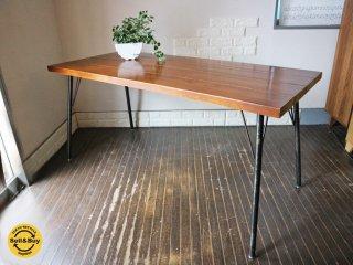 ジャーナルスタンダードファニチャー journal standard Furniture サンク SENS ダイニングテーブル オーク材 ◎