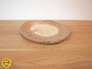 キム・ホノ KIMHONO 丸皿 Round plate 陶芸 現代人気作家 A ★