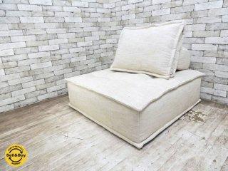 タイムレスクラフト Timeless craft エレメントソファ Element sofa ナチュラル A ●