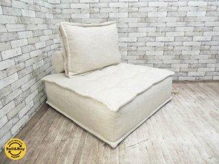 タイムレスクラフト Timeless craft エレメントソファ Element sofa ナチュラル B ●