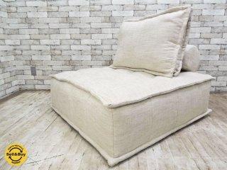 タイムレスクラフト Timeless craft エレメントソファ Element sofa ナチュラル C ●