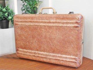 コッホ KOCH USビンテージ グラスファイバー トランク スーツケース ●