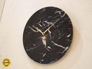 メニュー MENU デンマーク マーブル ウォールクロック 大理石 MARBLE CLOCK モダンデザイン エレガント 壁掛け時計 ★