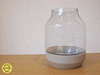 ムート MUUTO エレベーテッド ベース Elevated vase grey フラワーベース グレー 花瓶 北欧雑貨  ★
