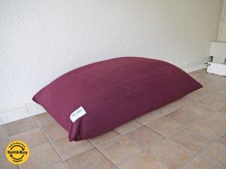 ヨギボー yogibo ミディ midi ビーズクッション ソファ ディープパープル 定価:\27,864- ◇