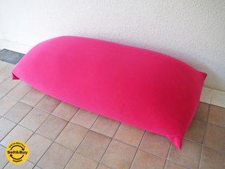 ヨギボー yogibo マックス MAX ビーズクッション ソファ ピンク 定価:\32,184- ◇