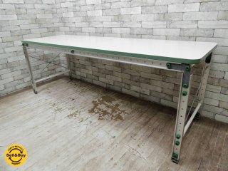 ポストモダンデザイン ワーキングテーブル / 作業台 ダイニングテーブル オーダー品 ●