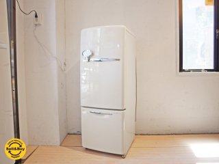 ナショナル National ウィル WiLL FRIDGE mini 162L 冷凍冷蔵庫 2003年製 NR-B162R-W 希少廃番 ★
