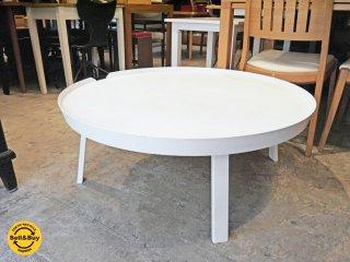 ムート muuto アラウンド AROUND コーヒーテーブル エキストララージ オーク材 デンマーク 北欧 ホワイト ■