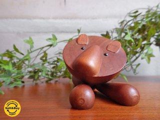 ロイヤルペット ROYALPET ライオン LION 木製玩具 ♪
