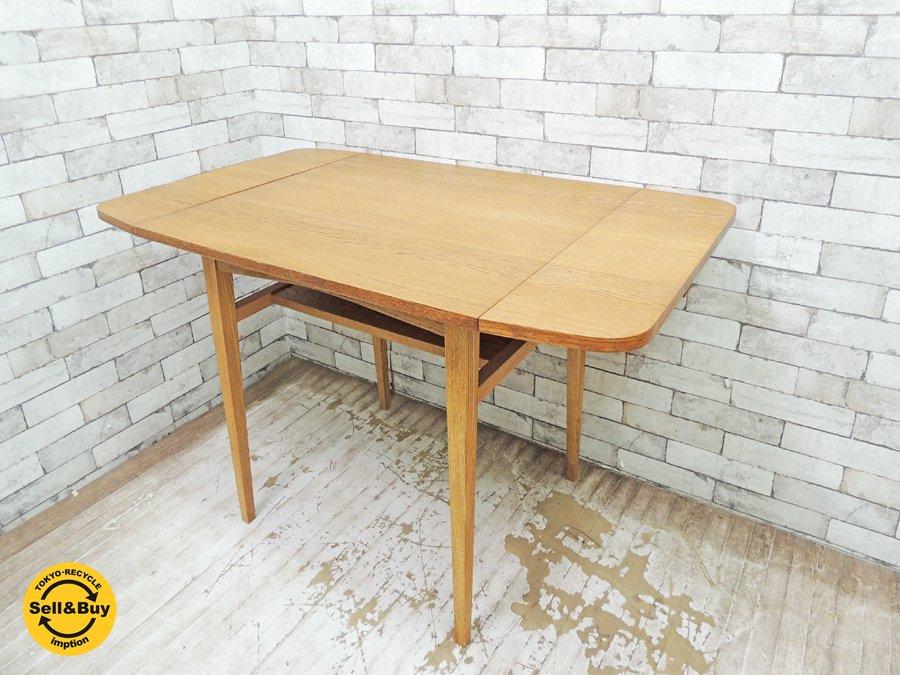 ウニコ unico クルト KURT バタフライ テーブル オーク材 ナチュラルスタイル ●