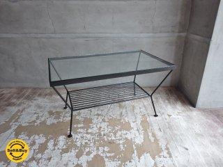 ウニコ unico エディー EDDY ガラス ローテーブル Sサイズ ♪