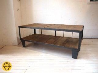 ジャーナルスタンダード ファニチャー journal standard furniture カルビ CALVI AVボード 幅98cm ★