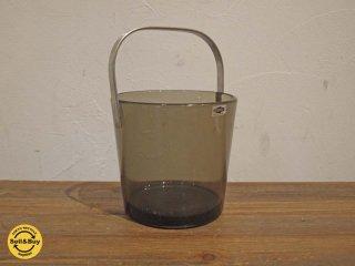 ヌータヤルヴィ Nuutajärvi カイフランク Kaj Franck #1373 アイスペール Ice bucket グレーカラー ★