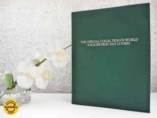 フランクリン・ミント社 THE FRANKLIN MINT 世界の野生生物 ファースト・デー・カバー 公式コレクション 封筒 ●