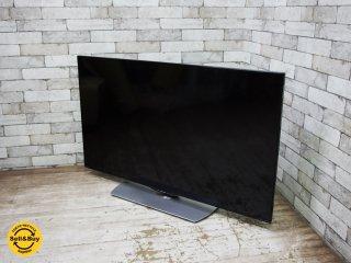シャープ SHARP アクオス AQUOS 液晶カラ—テレビ 50型 2017年製 リモコン付 LC-50U40 ●