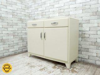 フランフラン Francfranc クシーナ キッチンキャビネット 食器棚 廃盤 ●