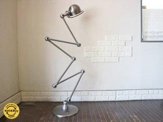 ジェルデ JIELDE 9406 FLOOR LAMP ZIGZAG フロアライト ジグザグ 6アーム スチール インダストリアルデザイン ◎