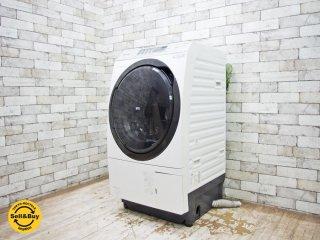パナソニック Panasonic ドラム式 洗濯乾燥機 ドラム式 2016年製 洗濯10kg / 乾燥6kg NA-VX3700L ●