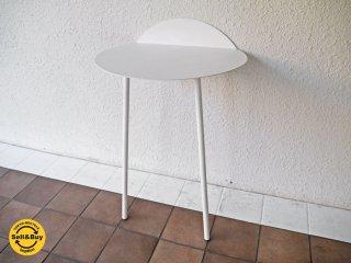 メニュー menu デンマーク Yeh Wall Table Tallタイプ ( サイドテーブル ウォールラック コンソールテーブル ) ホワイト 定価 \46,440- 北欧モダン ◇